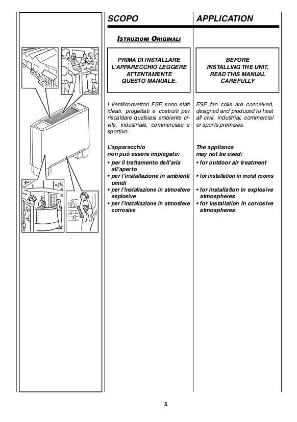 Фрагмент инструкции на английском